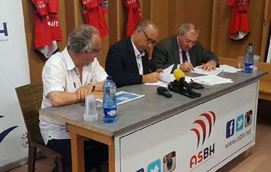 Ageas France accompagnera l'AS Béziers Hérault pour 3 saisons