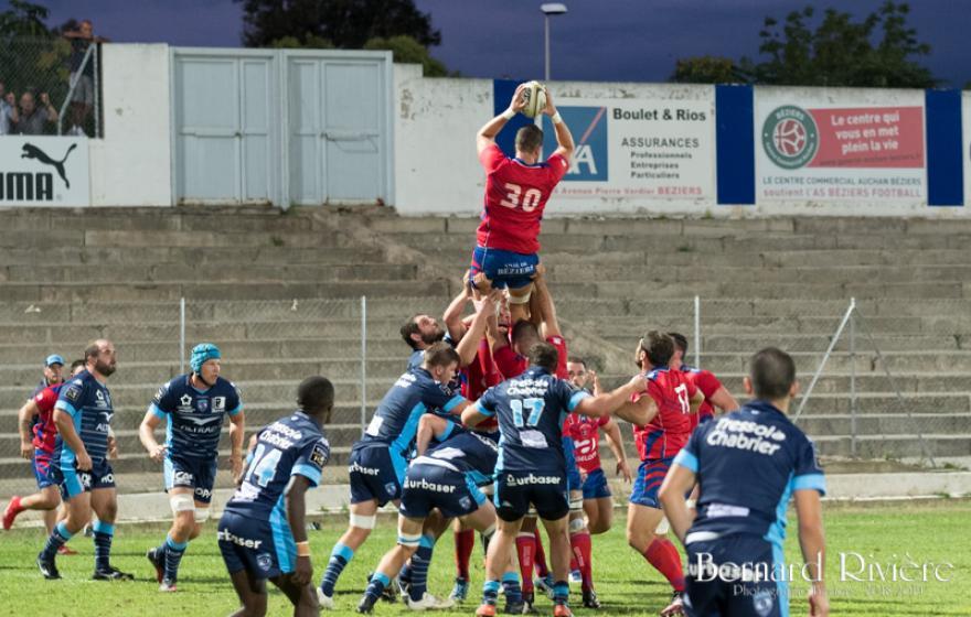 Amical Béziers - Montpellier | Le débrief des biterrois