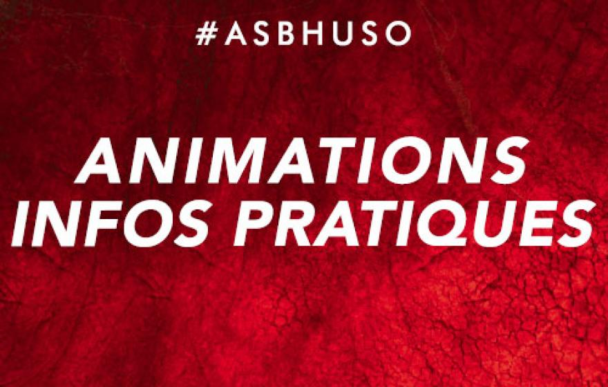 #ASBHUSO | Les animations pour Octobre Rose