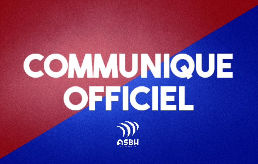 Communiqué officiel : disparition de Christophe Dominici