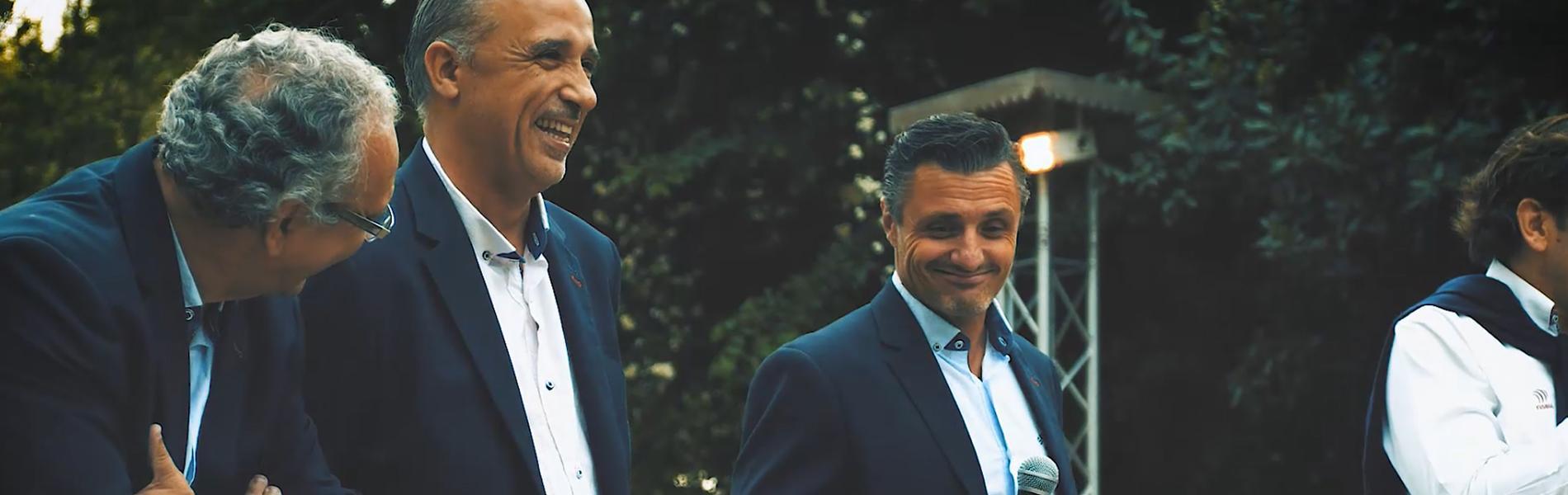 Image Clotûre de la saison 17.18 : Interview des Co-Présidents