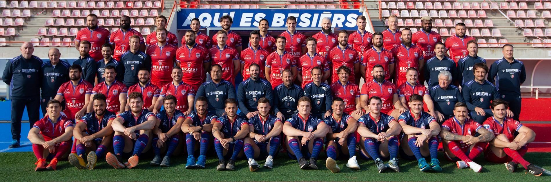 Image Bienvenue sur le site de l'AS Béziers Hérault