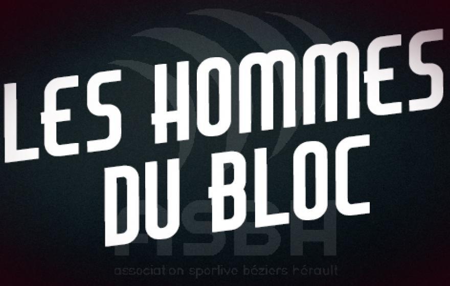 Hommes du bloc 6 : Barrère et Zénon