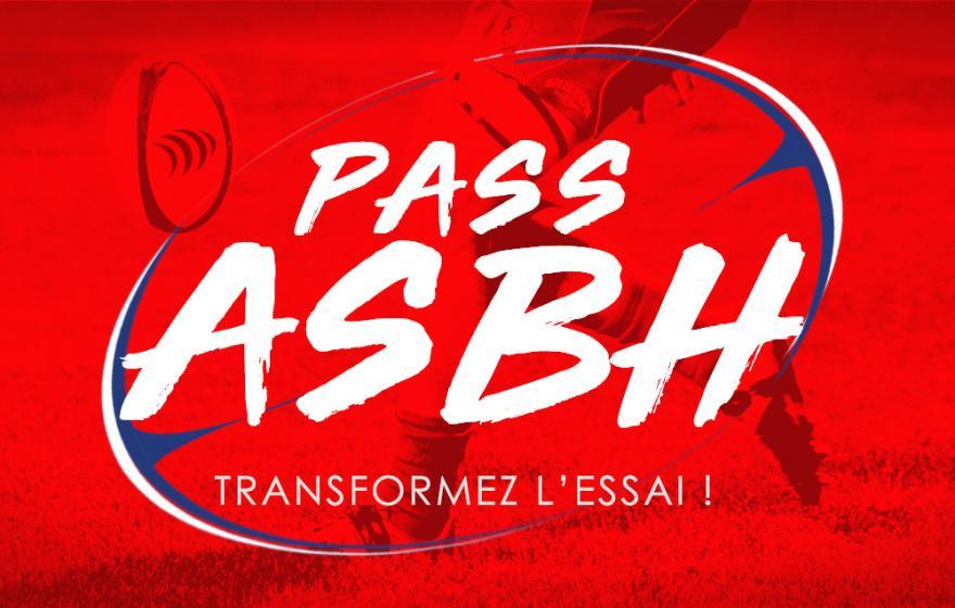 Jeu concours PASS ASBH