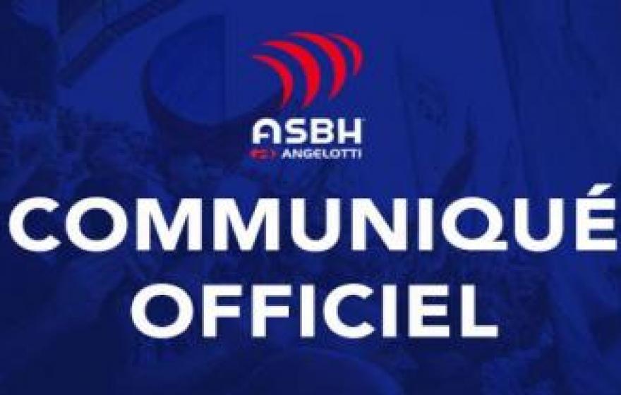 L'AS Béziers Hérault suspend ses activités !