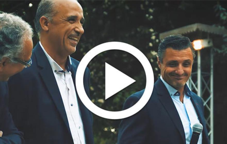 Clôture de la saison : interview des Co-Présidents