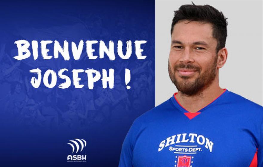 Recrutement | Signature de Joseph Tuineau