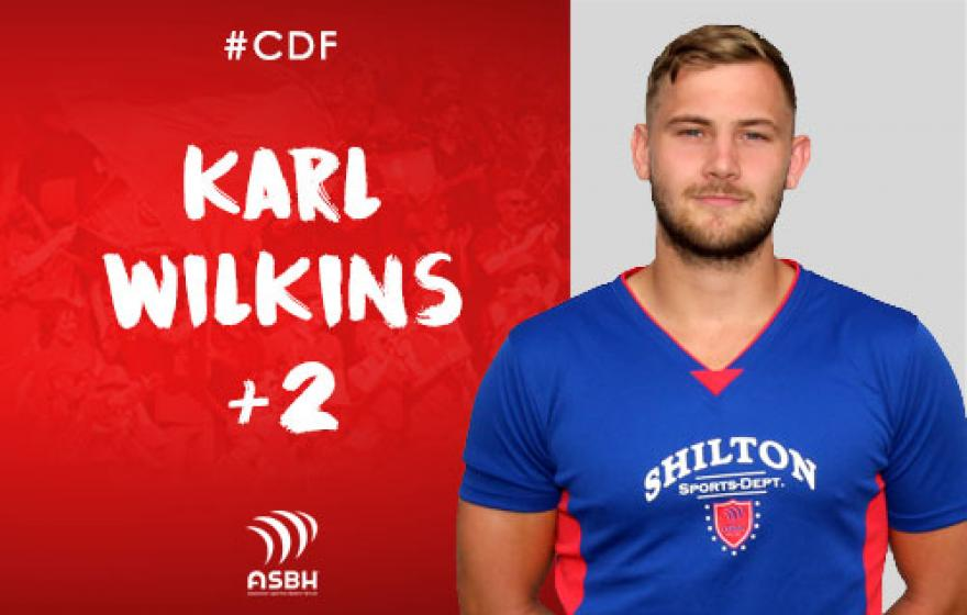 Recrutement | Prolongation de Karl Wilkins