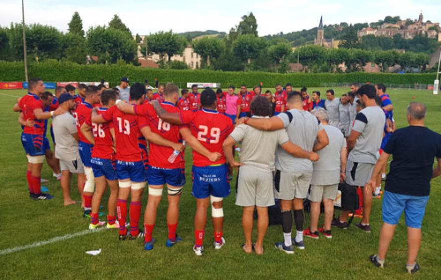 Amical | ASBH - Nevers, le débrief des coachs