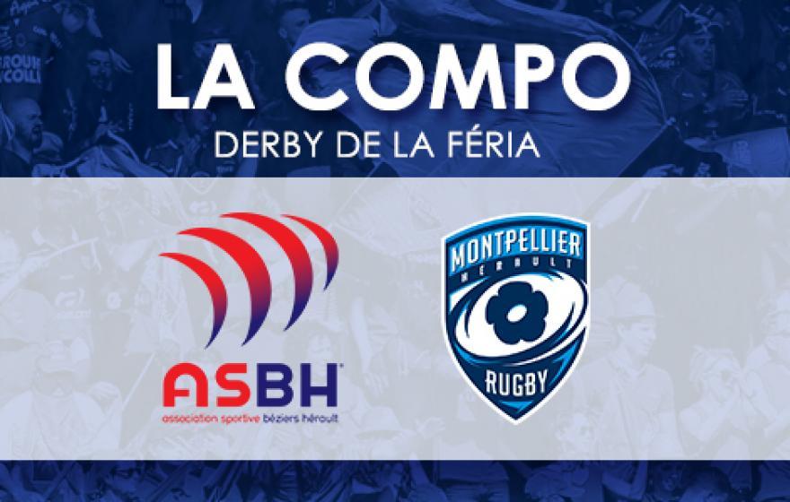 Amical | La compo pour ASBH - Montpellier