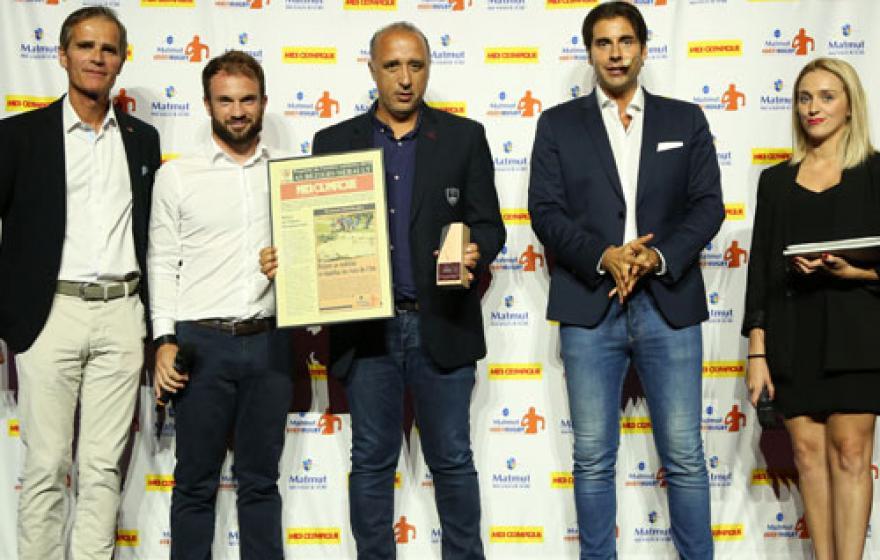 Prix Matmut #DéfiRugby | L'ASBH récompensée