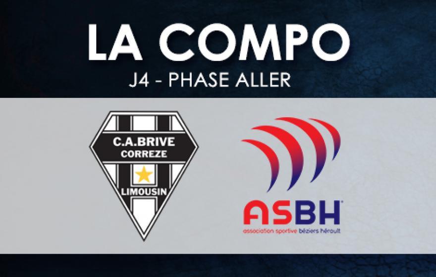 #CABASBH | Le XV Biterrois