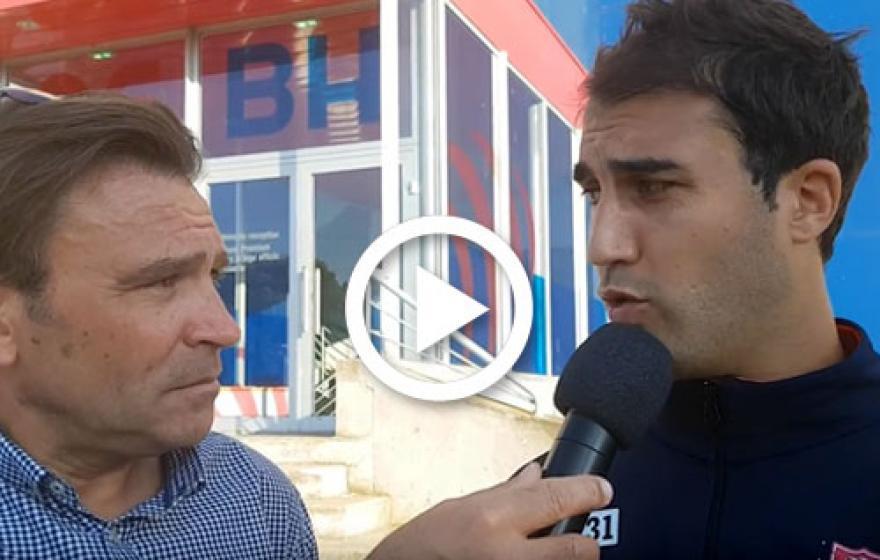 #ASBHUSM | L'avant match avec Jérôme Porical