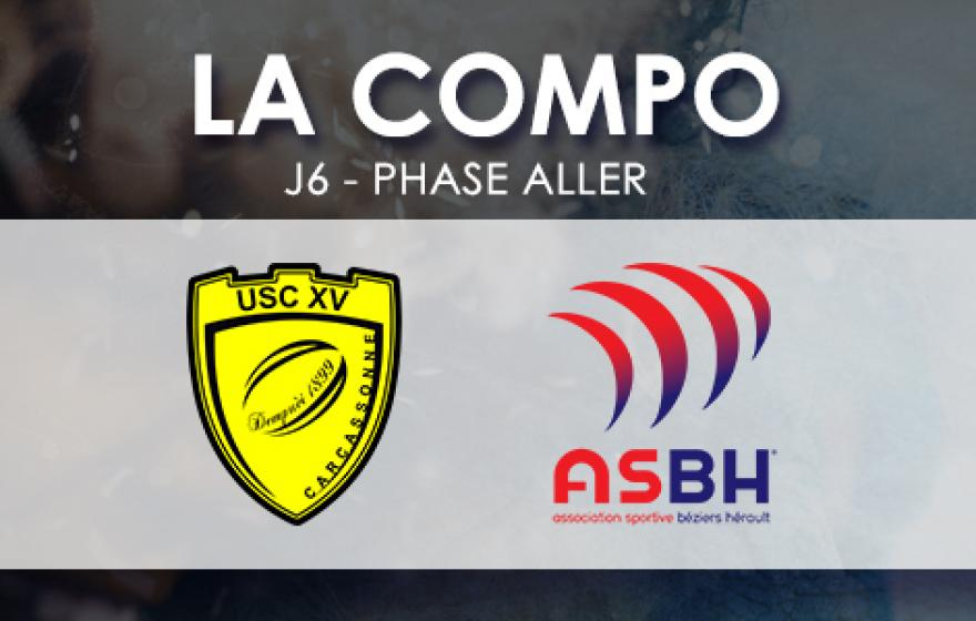 #USCASBH | La composition