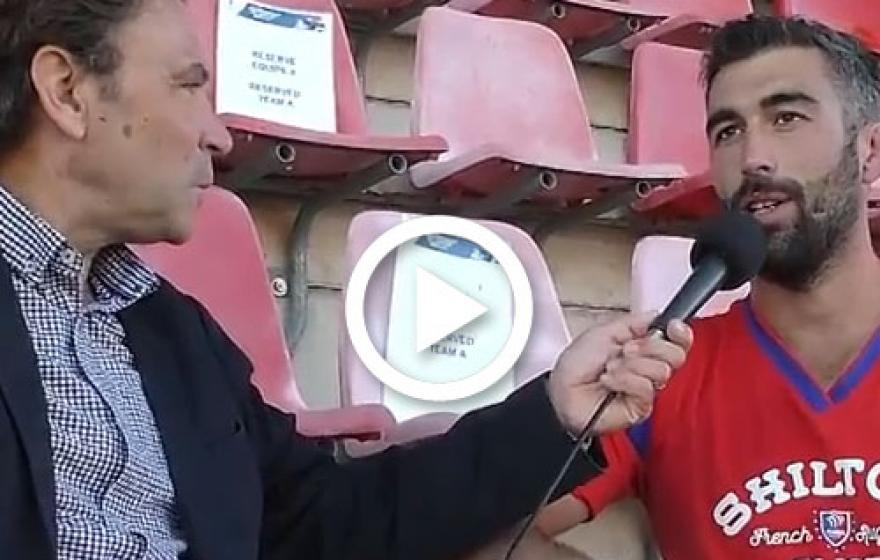 #USCASBH | L'avant match avec Benjamin Desroche