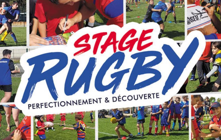 Le Stage Rugby de retour aux vacances de la Toussaint !