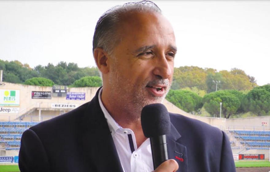 L'interview de Pierre-Olivier Valaize après le 2e bloc de Pro D2
