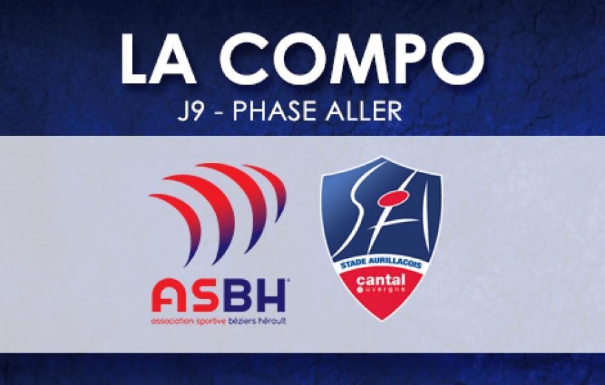 #ASBHSA | La composition Biterroise