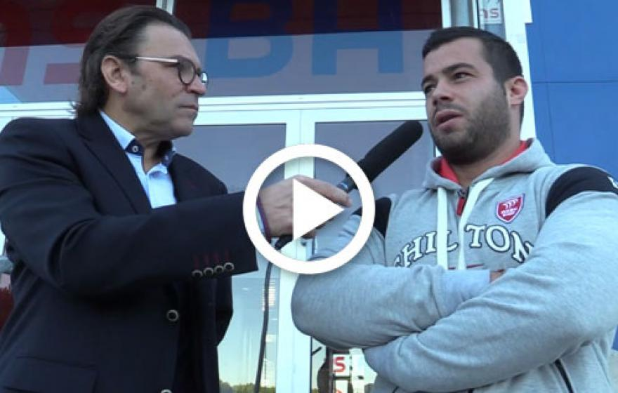 #ASBHSA | L'avant match avec Clément Esteriola