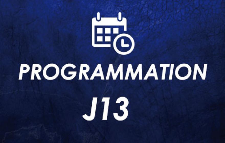 Programmation | J13