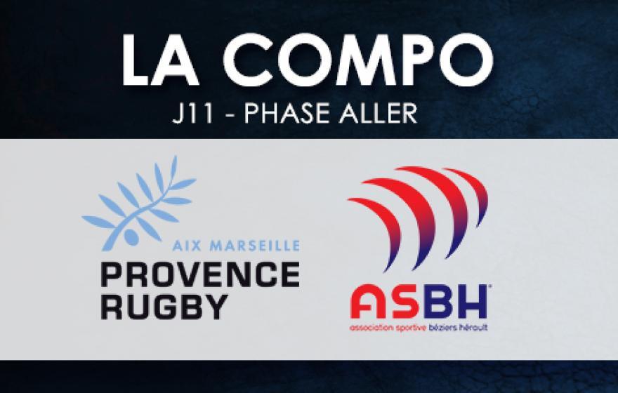 #PRASBH | La composition Biterroise