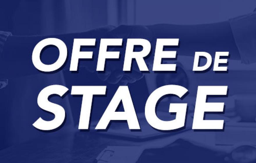 Offre de Stage | Service Commercial