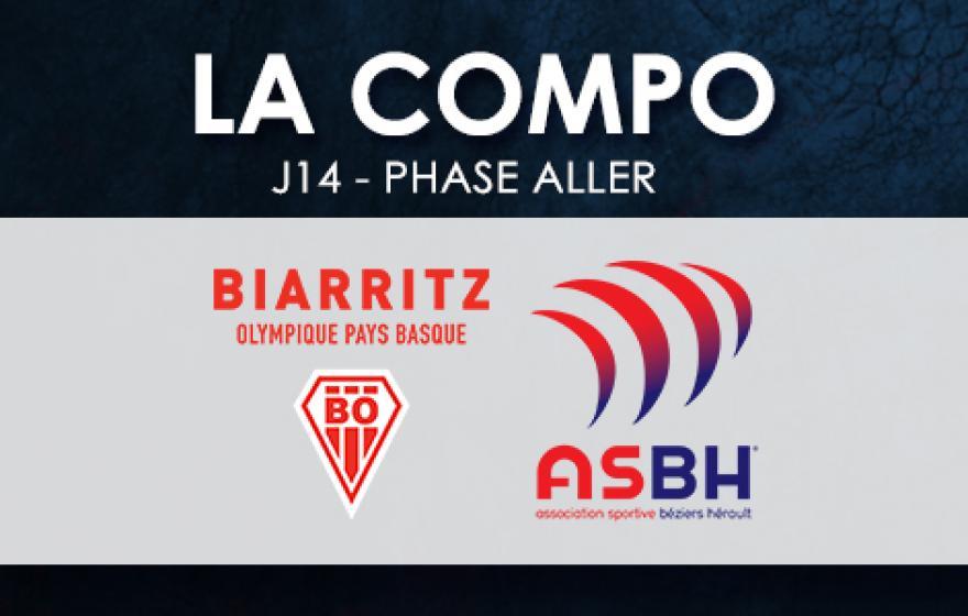 #BOASBH | Le XV Biterrois