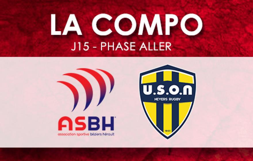 #ASBHUSON | La composition