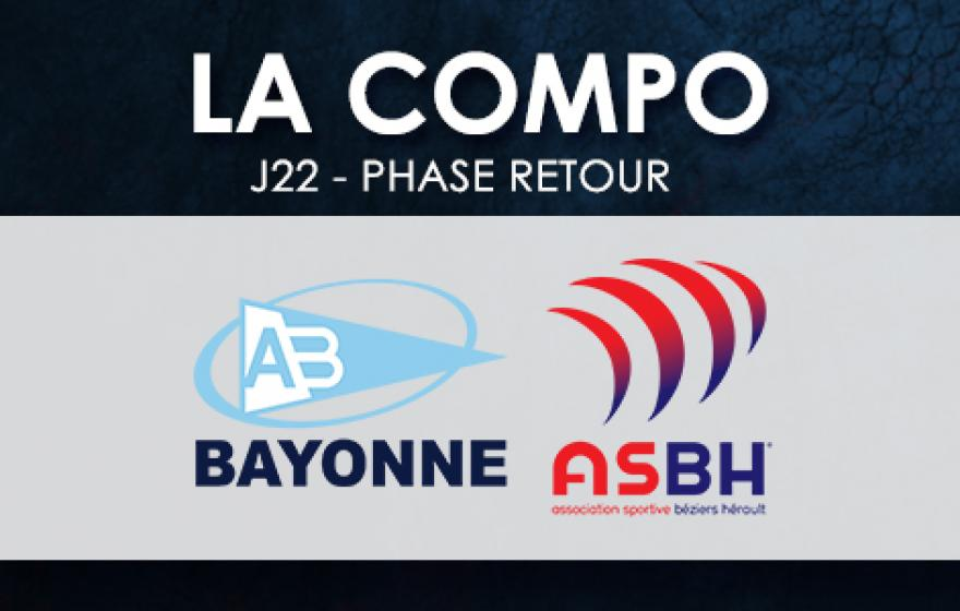 #ABASBH | Le XV Biterrois