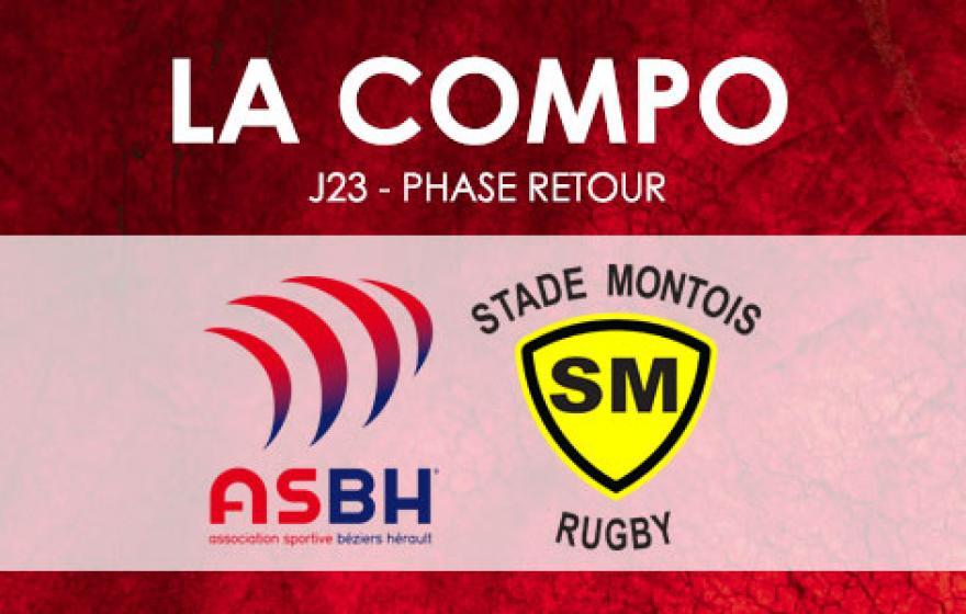#ASBHSMR | Le XV Bitterois