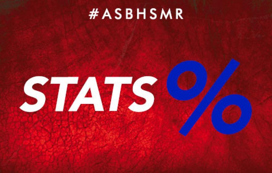 #ASBHSMR | Les stats du match