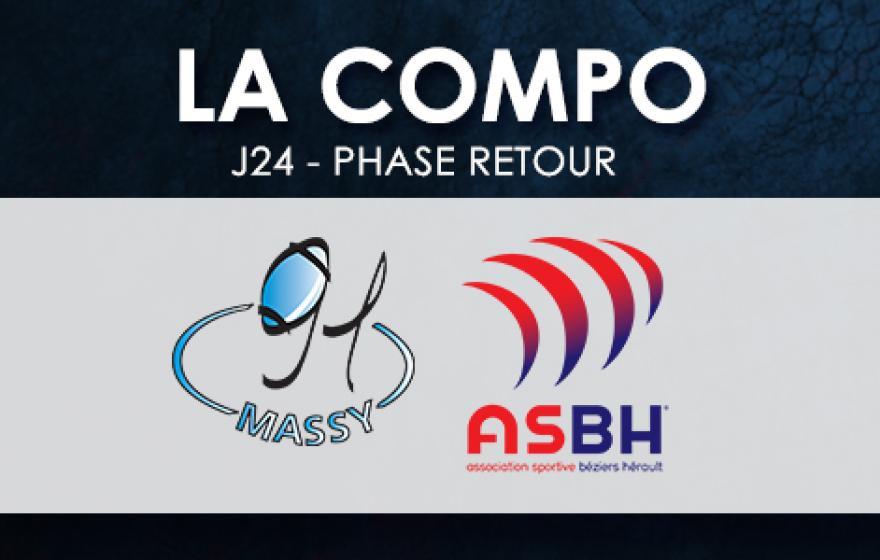 #RCMEASBH | Le XV Biterrois
