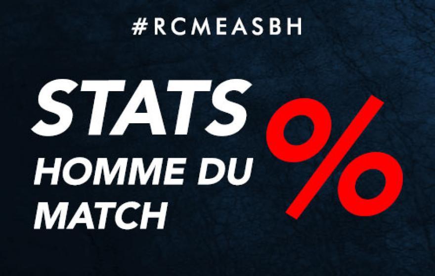 #RCMEASBH | L'homme du match
