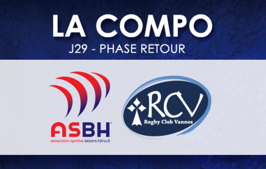 #ASBHRCV   La compo Biterroise