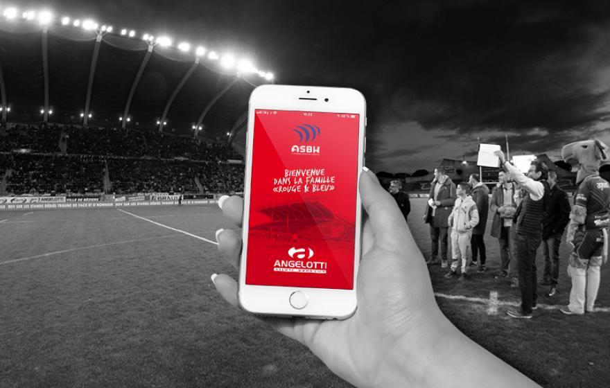 Découvrez la nouvelle application mobile ASBH !