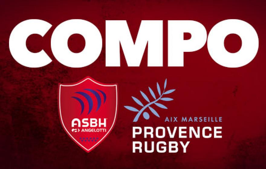 Béziers - Provence Rugby   Le XV Biterrois