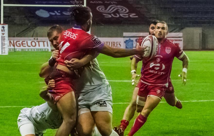 Béziers / Provence Rugby, le débrief