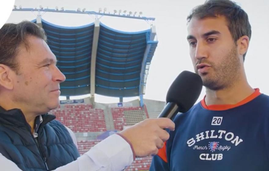 Vidéo : L'avant match avec Jérôme Porical