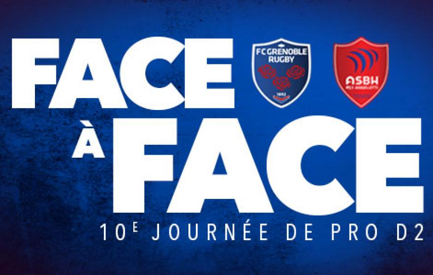 #FCGASBH | Le face-à-face