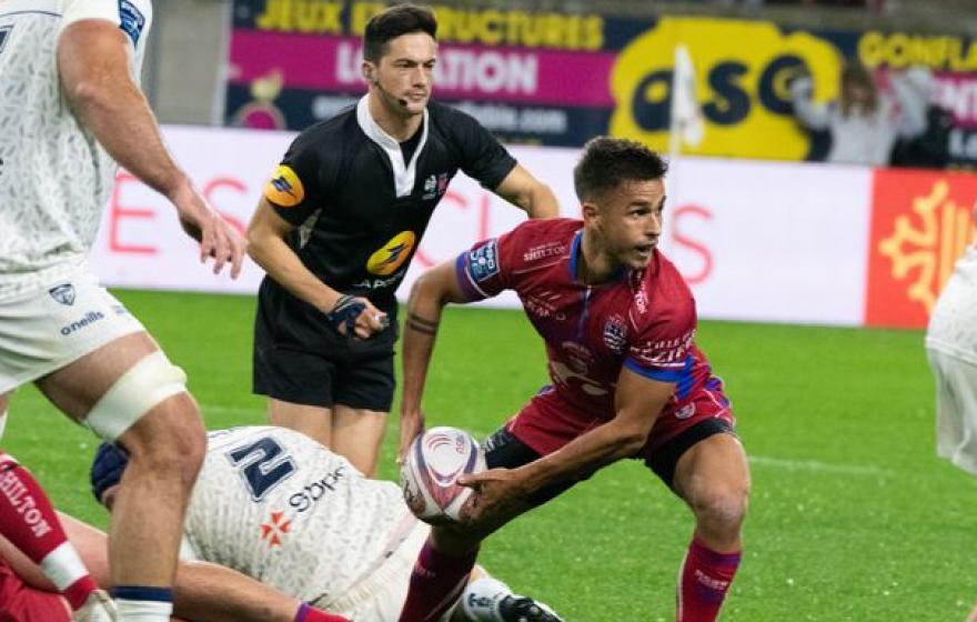 Béziers / Colomiers : les statistiques du match