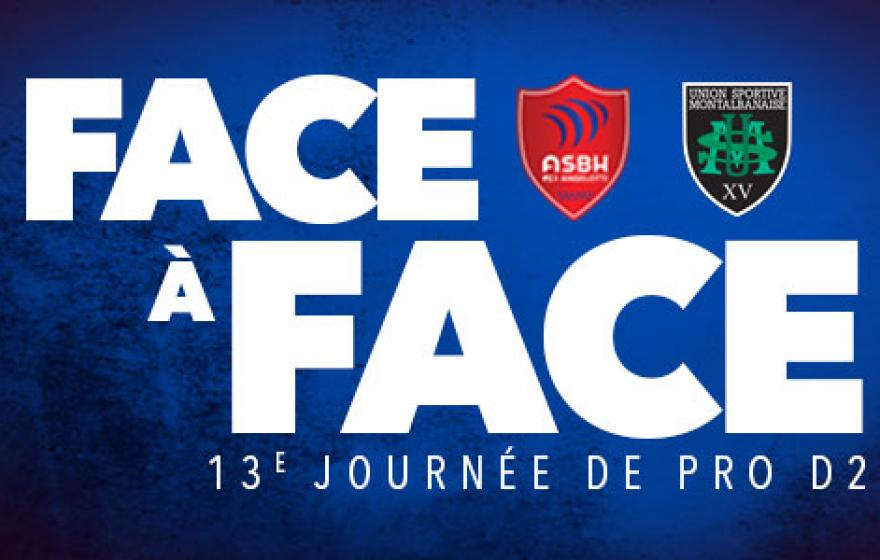 #ASBHUSM | Le face-à-face