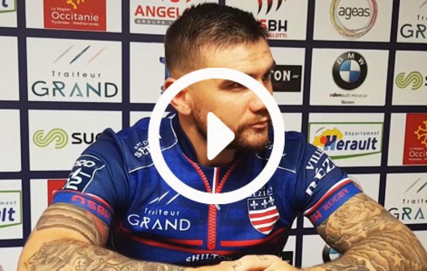 Béziers / Montauban : Les réactions d'après match