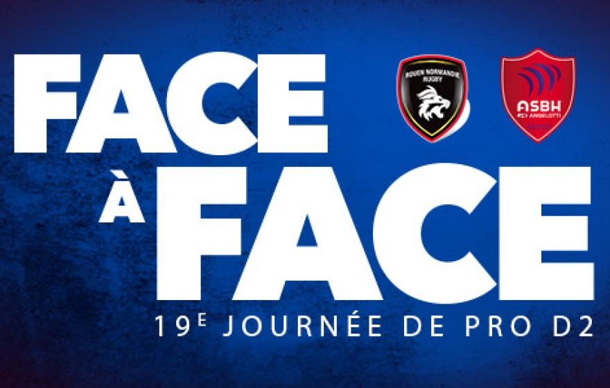 Rouen - Béziers : le face à face