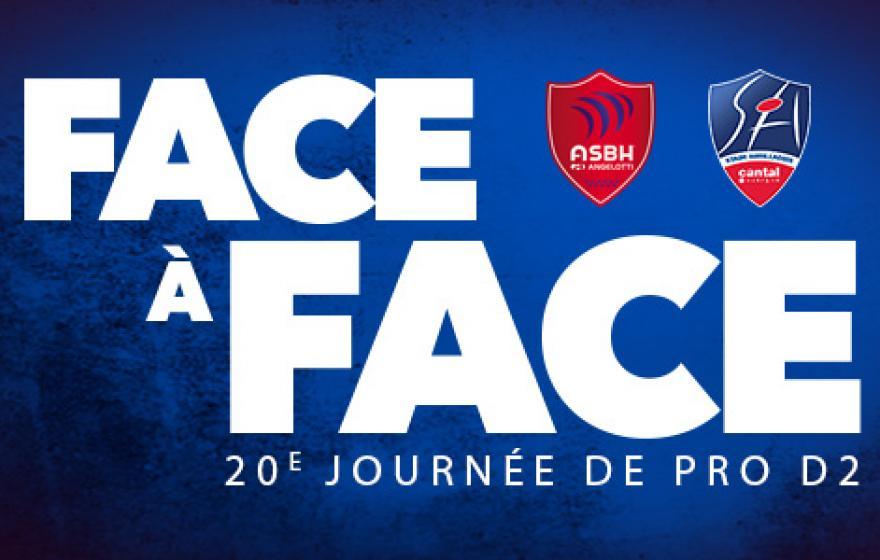 Béziers - Aurillac : le face à face