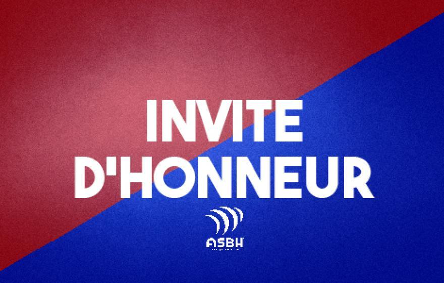 Béziers - Aurillac : Invité d'honneur Walter Olombel