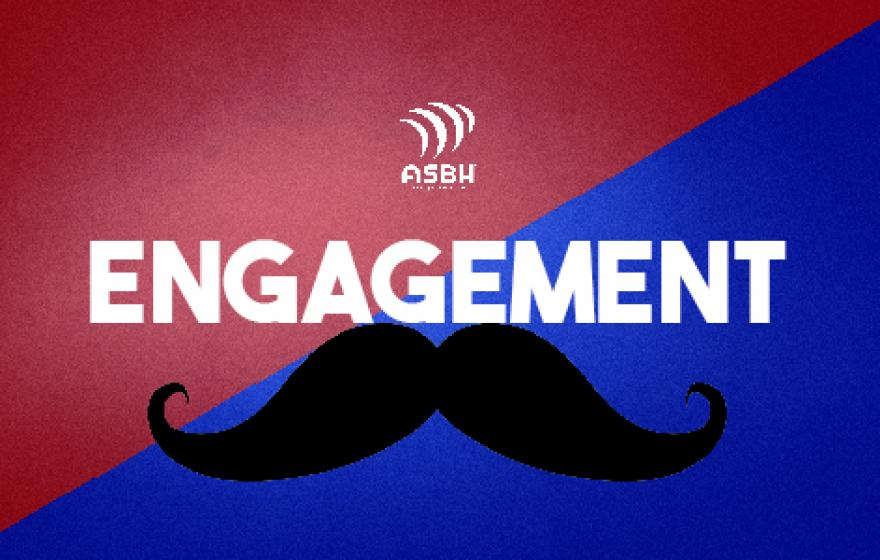 Engagement solidaire : l'ASBH soutient Movember