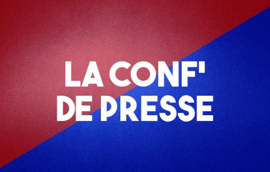 Béziers - Perpignan : la conférence de presse