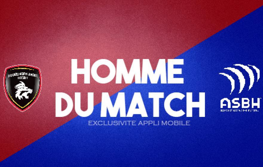 Rouen - Béziers : l'homme du match