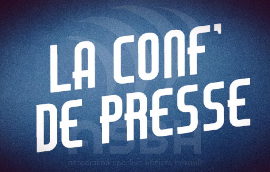 Grenoble - Béziers : la conférence de presse d'avant match