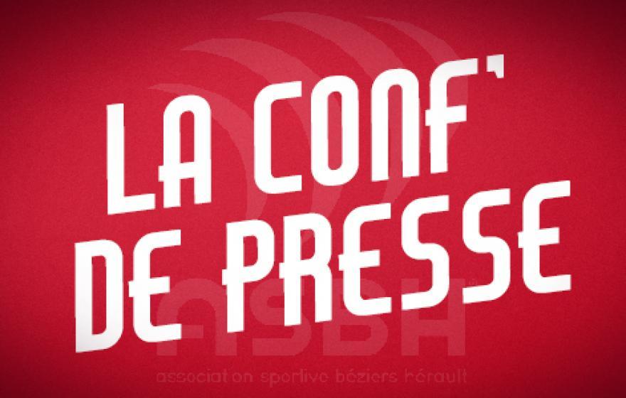 Béziers - Provence : la conférence de presse
